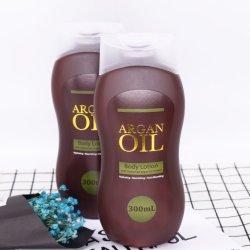 Lozione d'idratazione del corpo di cura di pelle dell'olio marocchino del Argan di bellezza dell'OEM