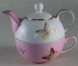 Кость Китая кофейник и чашку производителя из Китая