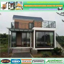 20FT de moderne Container van het Pak van de Huizen van de Container van /Foldable van het Huis van de Container Vlakke