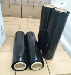 フィルムを包むパレット20インチの幅LDPEの伸張のパッキングフィルム
