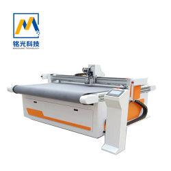 Calculador de CNC máquina de corte/pano tecido/couro/Caixa de Carbono/Calçados/ Cortador em matérias têxteis \equipamento fazendo com marcação CE
