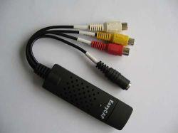 1 채널 쉬운 모자 USB DVR를 기록하는 오디오 영상 붙잡음