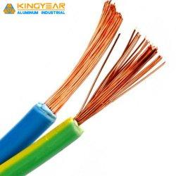 Tension faible de gros BV/conducteur en cuivre BVV isolant en PVC de la gaine du fil électrique électrique