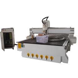 Mittellinie 3D China-ATC-4 hölzerner CNC-Fräser 1325 angepasst