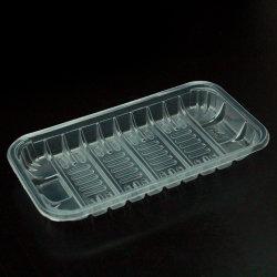 スーパーマーケットの生鮮食品を保護し、運ぶ食品包装の皿OPSのパッキング皿