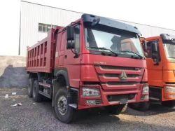 Novo Stock Sinotruk HOWO 6X4 Caminhão Basculante