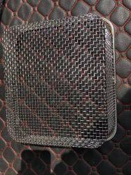 Низкая цена Нержавеющая сталь тонкой металлической сетки корзину