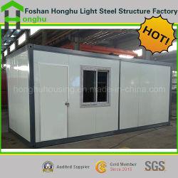 Bâtiment Préfabriqué modulaire mobile Porta des cabines de logement de la chambre de conteneur