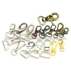 금속 열쇠 고리 스냅 훅
