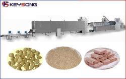 Machine automatique de l'extrudeuse multifonctionnelle de protéines de soja texturée
