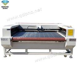 وحدة تلقيم آلي لقص الأقمشة بالليزر مع حجم كبير 1600*1000 مم/1300*900 مم QD-C1390/C1610/C1830