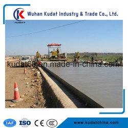 Finisseur de béton pour la grande vitesse ferroviaire