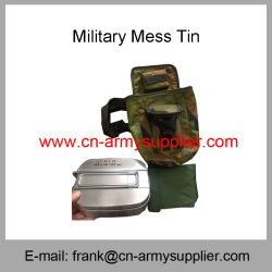 Mess militaires Canteen-Military Tableware-Military Kit-Military Gamelle
