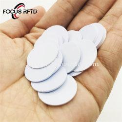 De diámetro 13mm/18mm/20mm/25mm RFID de plástico de la etiqueta de disco para el seguimiento de activos