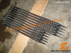 Enige Screw Barrel voor pvc Injection en pvc Injection Single Screw Barrel