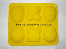 Пасха серьезные силиконового герметика торт пресс-формы
