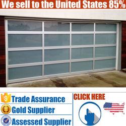 Garaje exterior de la detección automática de puertas residenciales