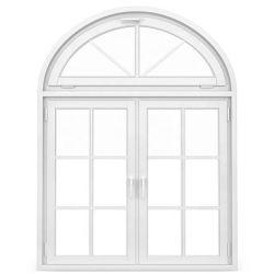 إطار PVC إطار ألومنيوم مقسّى زجاج نافذة منزلقة زجاج UPVC في الصين بناء المواد ستائر لالنوافذ بناء بناء باب PVC نافذة إدارة UPVC