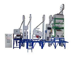 Set completo di capacità di 20-30 tonnellate per fresatrice/lavorazione del riso Linea
