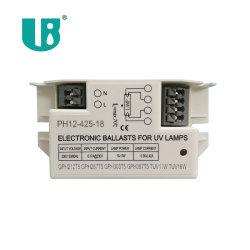 PH UVC Ballast12-425-18 10W 11W 15W 18W T5 désinfection par ultraviolet light 254nm lampe germicide Ballast électronique
