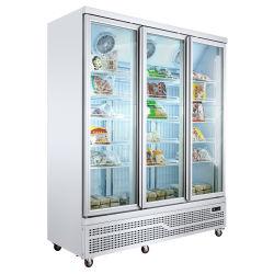 Низкая температура стекла двери общего назначения и лаборатория аптека холодильники