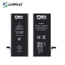 Hot Sale Batterie rechargeable au lithium Téléphone Mobile pour iPhone 6 6s 7 7P 8 P X XR Xs Xsmax remplacement batterie de téléphone cellulaire