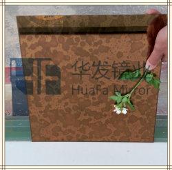 Китай завода с ISO9001: 2008 старинной лист стекла зеркала заднего вида