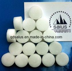 Sal de la tableta con un 99% de la pureza de grado alimentario