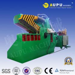 Aupu P43-500 Hidráulico de cocodrilos de lámina metálica de alta calidad de la máquina de corte Proveedor de China