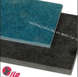 Thickness6 millimetro sintetizzano la roccia (strato della fibra del carbonato)