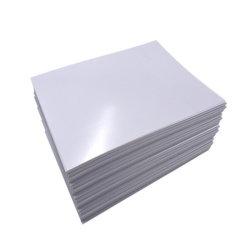 [0.3مّ] أبيض [بفك] نافث حبر طباعة صفح بلاستيكيّة لأنّ [إيد] بطاقات