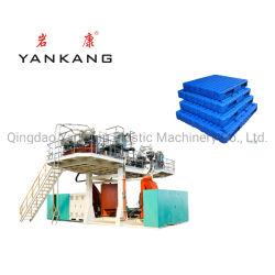 Le PEHD/PE Stock de palettes en plastique du bac d'extrusion soufflage/machine de moulage