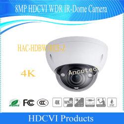 Dahua 8MP Hdcvi широкий динамический диапазон ИК-Dome Интеллектуальные камеры безопасности (HAC-HDBW3802E-Z)