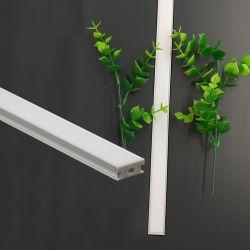 Incavo inserito nelle mattonelle e nell'altro profilo di alluminio dei substrati LED