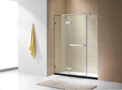 Conexão de Hardware de alumínio seleccionável Semi-Frame chuveiro porta/Duche