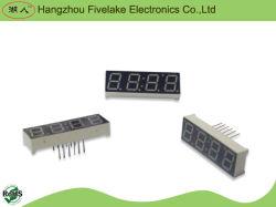 0.39 дюйма 4 Цифры семь сегментный светодиодный дисплей часов (WD03941-A/B)