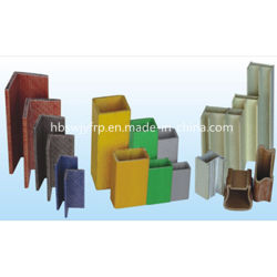 Les profils de haute qualité en fibre de verre Pultruded PRF