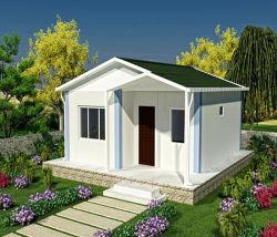 모듈 프반브 스틸 건설 주택 홈