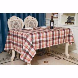Hot Selling Polyester Party Home Hotel Banket Wedding Fashion Decorative Tafelkleed katoenen tafelkleed