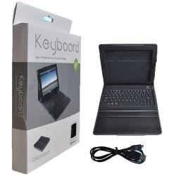 Étui en cuir Fashion clavier Bluetooth pour iPad 2&3&4