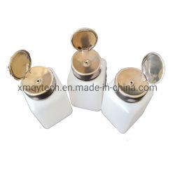 Одним нажатием кнопки дозирования жидкости бачка насоса, ESD сейф, 6 унций