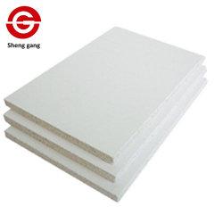 工場安い価格装飾的な高力耐火性の白いカラー外部壁のための木の穀物MGOのパネル・ボード