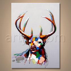Artesanía de Arte Moderno de la imagen de arte decoración pintura sobre tela