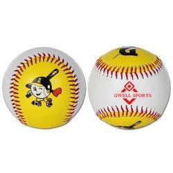 Factory Sale synthetisch leer Rubber Foam Center Safety Signature Baseball