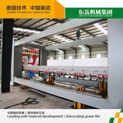 La construction de cendres volantes bloc de béton cellulaire autoclave AAC Équipement de fabrication de briques