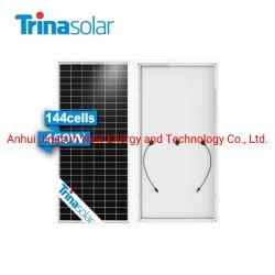 Trina 450 واط الجزء الشمسي الأحادي اللون نصف قطع 144 خلية الطاقة الشمسية خلايا الوحدة سعر نظام الطاقة الشمسية