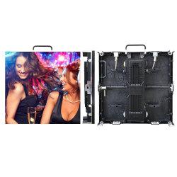 P3.91 Portátil de la Pared Vídeo LED HD Pantalla LED para Interiores Publicidad al Aire Libre