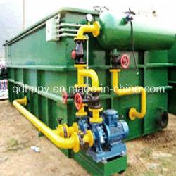 Mbr conteinerizada esgoto doméstico das instalações de tratamento de águas residuais