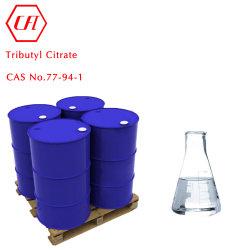 CAS 77-94-1 Aditivo de PVC como plastificante 99,0% Citrato de tributilo Tbc