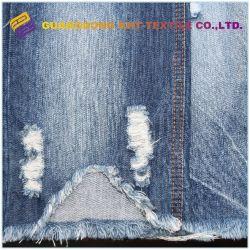 10*10 8-10 onzas Denim Jeans de tela de algodón tejido Polyester Spandex Denim mezclado